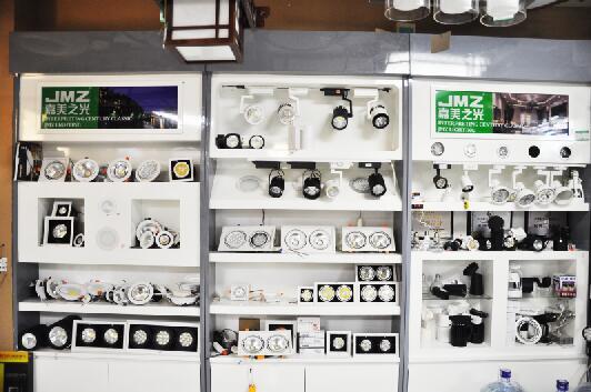 代理品牌:嘉美之光-淄博宏业灯饰为客户提供家居 商业照明优质产品